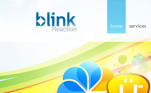 Blink Reaction