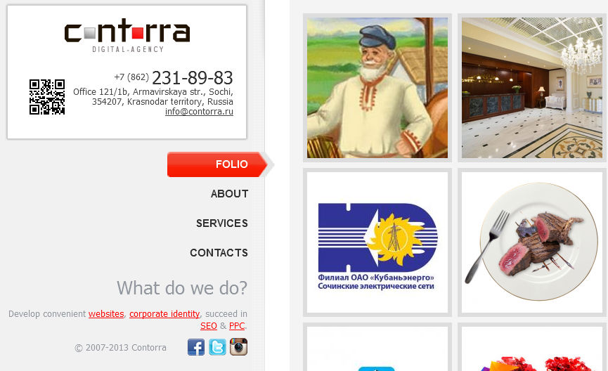 Contorra Digital Agency