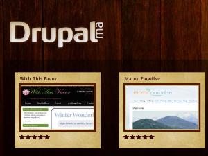 DrupalPrincess (ex DrupalMa) upgraded to Drupal 7
