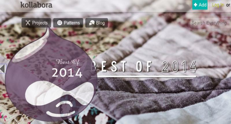 Top Most Beautiful Drupal based Websites of 2014