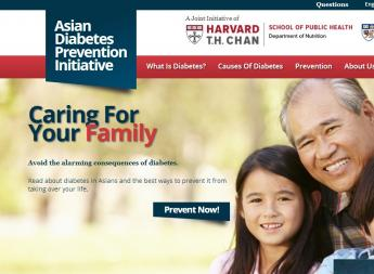 Asian Diabetes Prevention