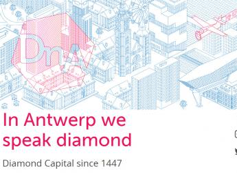 Antwerp Diamond Year