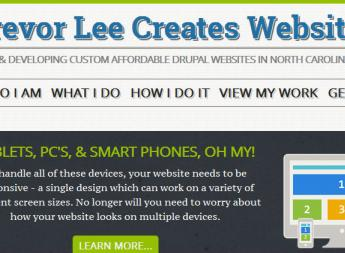 Trevor Lee Creates Websites